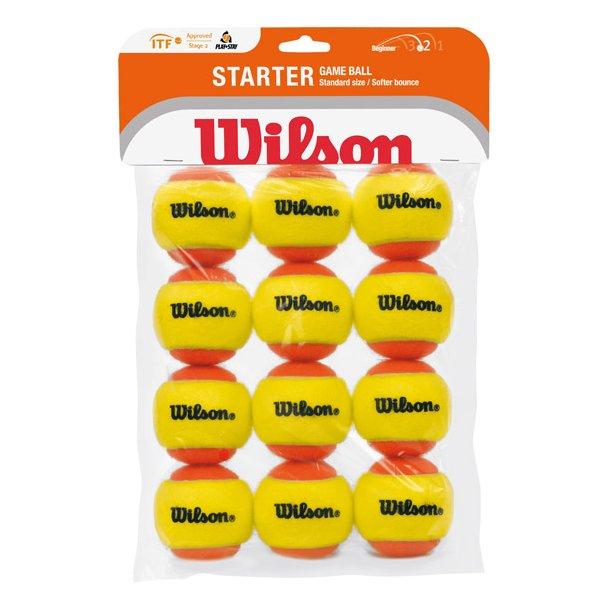 Wilson Starter orange - stage 2 (12 stk.)