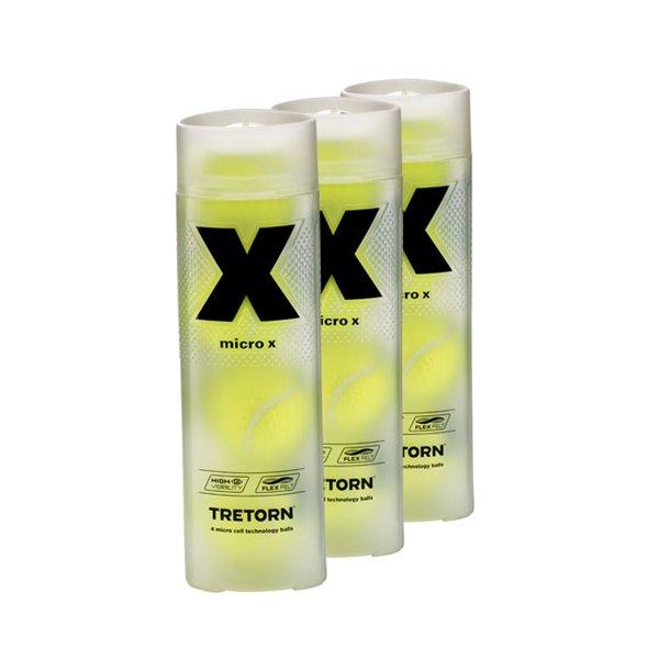 Tretorn Micro X (4 bolde)