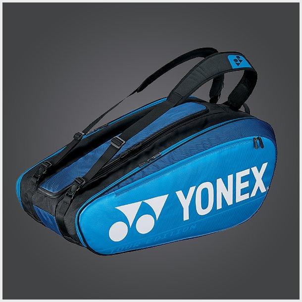 Yonex Pro Bag 920212EX - 3 rum, ekstra bred