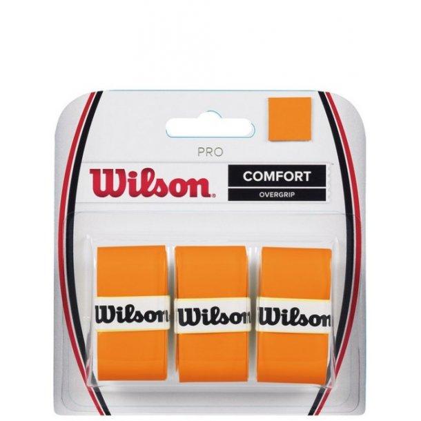 Wilson Pro Overgrip Burn (3-stk)