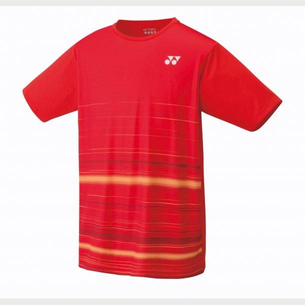 Yonex t-shirt mens rød