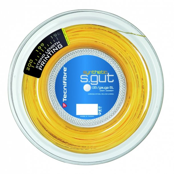 Tecnifibre Synthetic Gut 1.35 ( 200m )